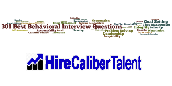 301 Best Behavioural Interview Questions